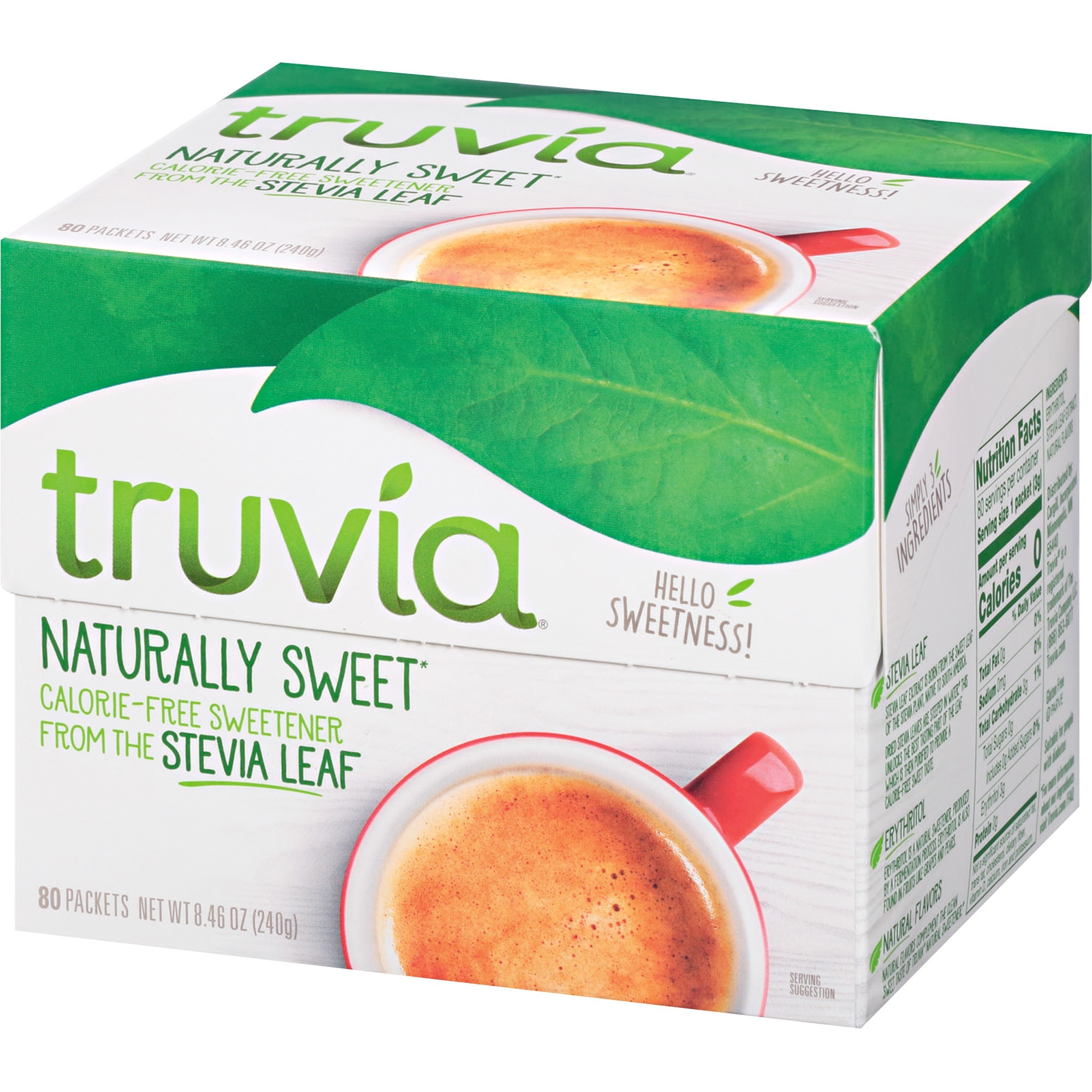 Truvia packet