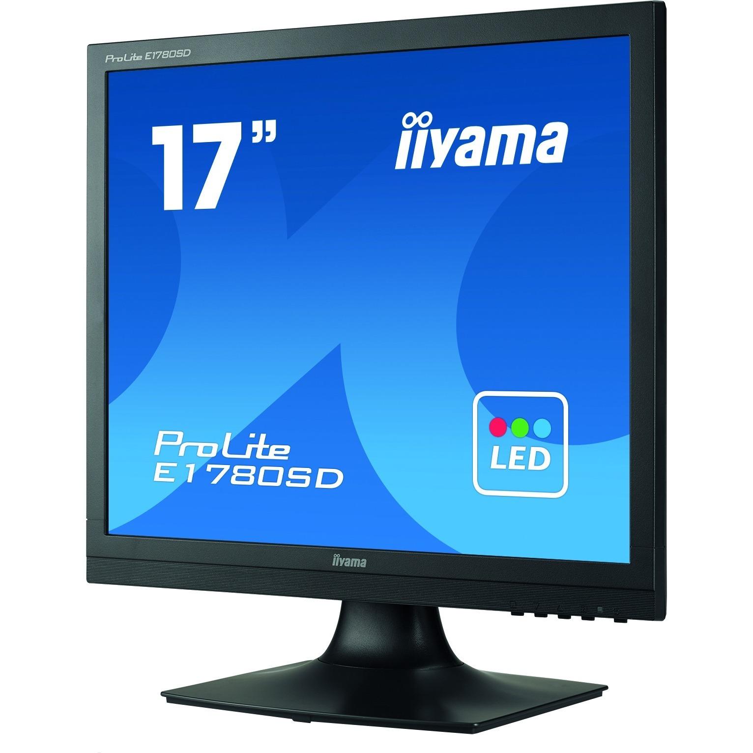 IIYAMA PROLITE E1780SD-B1
