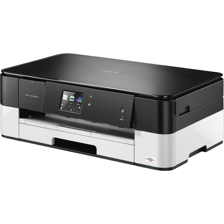 Brother DCP-J4120DW Inkjet Multifunction Printer - Colour - Plain Paper Print - Desktop
