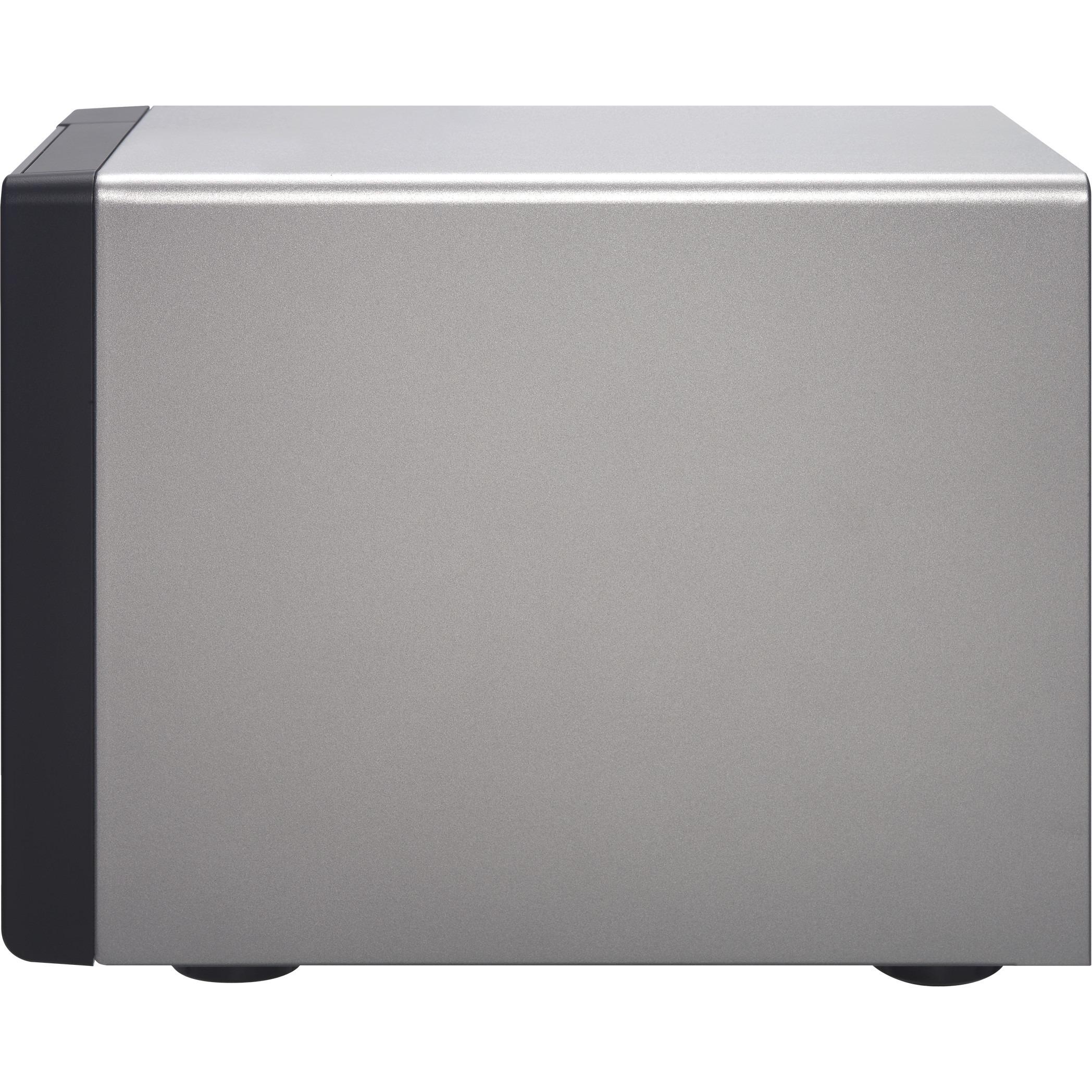 QNAP Turbo vNAS TVS-471 4 x Total Bays NAS Server - Tower - Intel Core i3 i3-4150 Dual-core 2 Core 3.50 GHz