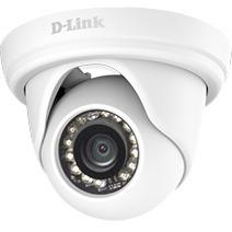 D-Link DCS-4802E 2 Megapixel Network Camera - Colour