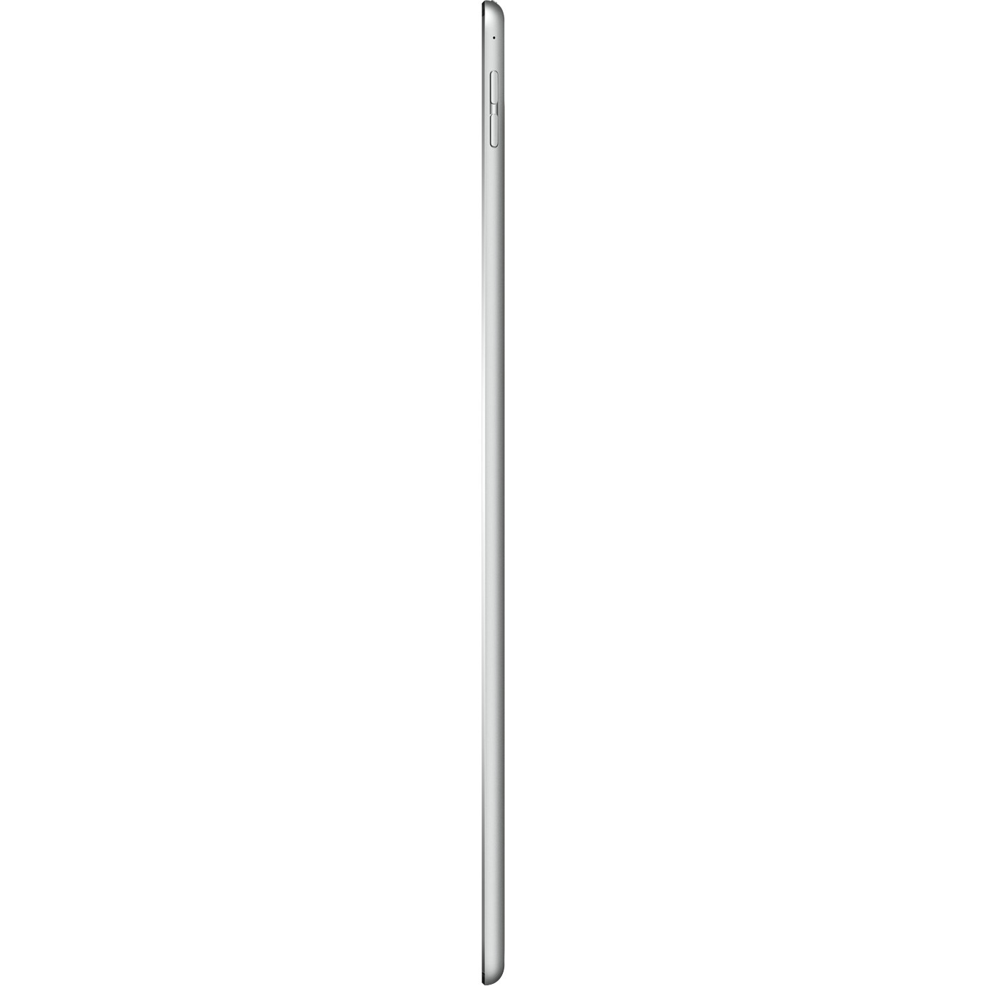Apple iPad Pro Tablet - 32.8 cm 12.9inch - Apple A9X - 128 GB - iOS 9 - Retina Display - 4G - CDMA2000, GSM Supported - Silver - 4:3 Aspect Ratio - Wireless LAN - Blu