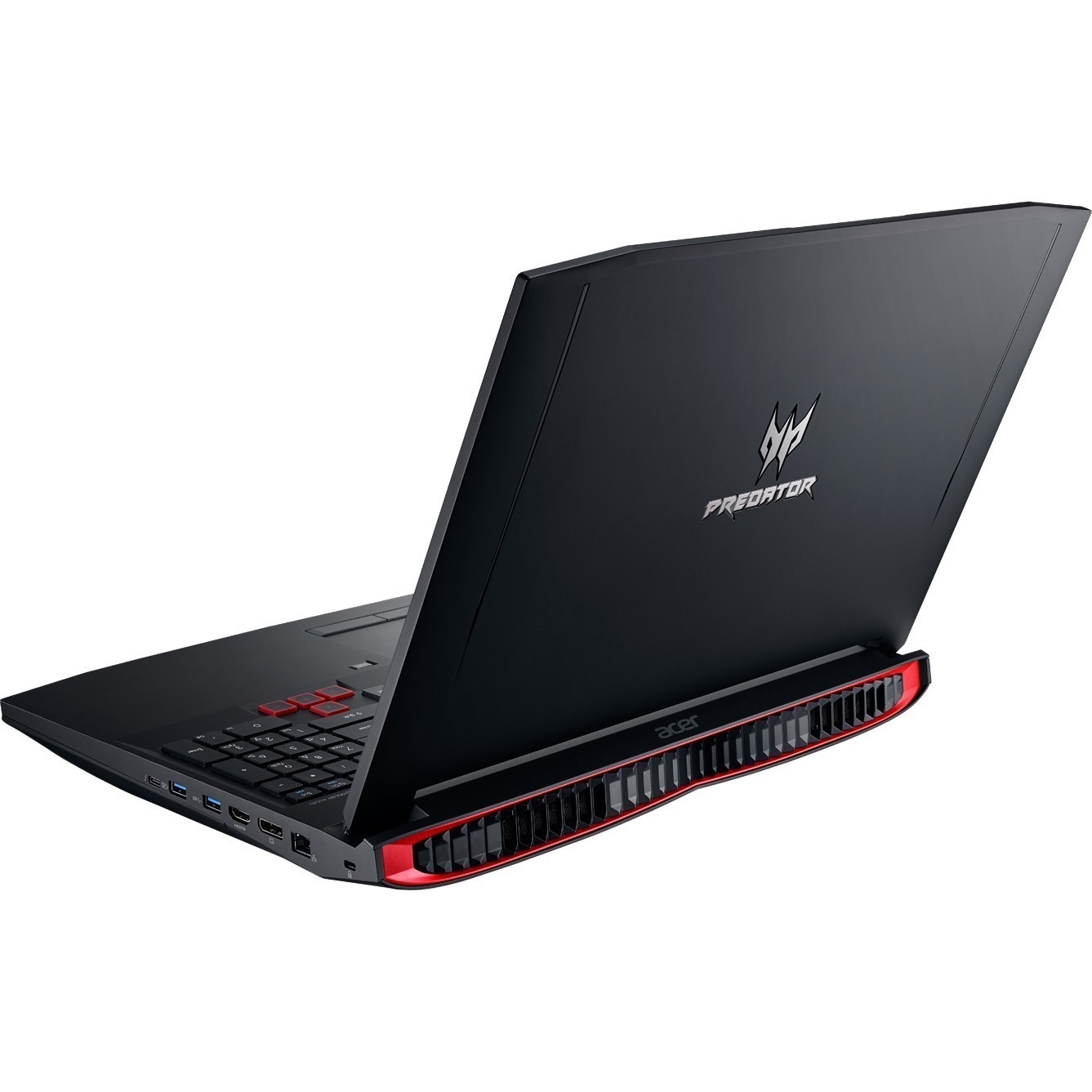Acer Predator 17 G9-791-77VY 43.9 cm 17.3inch LED ComfyView Notebook