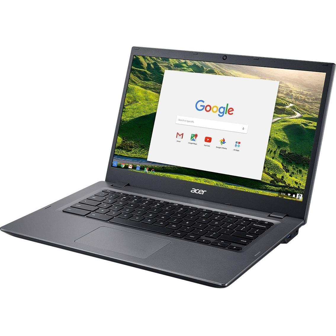 Acer CP5-471-C146 35.6 cm 14inch LCD Chromebook - Intel Celeron 3855U Dual-core 2 Core 1.60 GHz