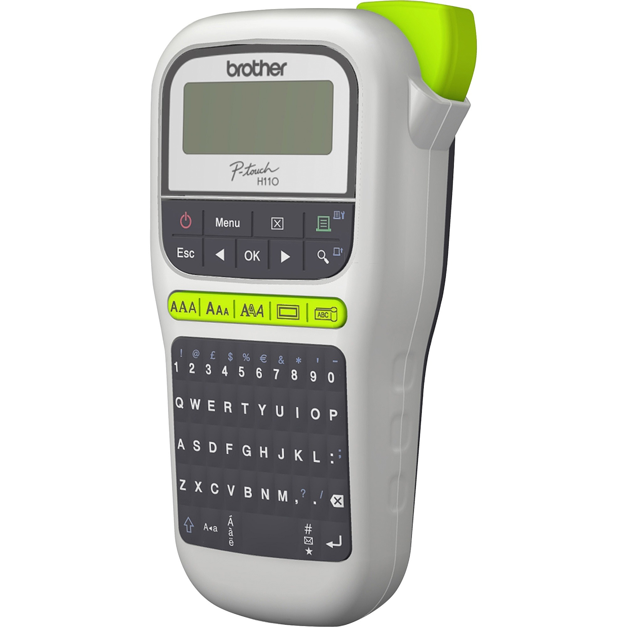 Brother P Touch 110 Handheld Label Maker