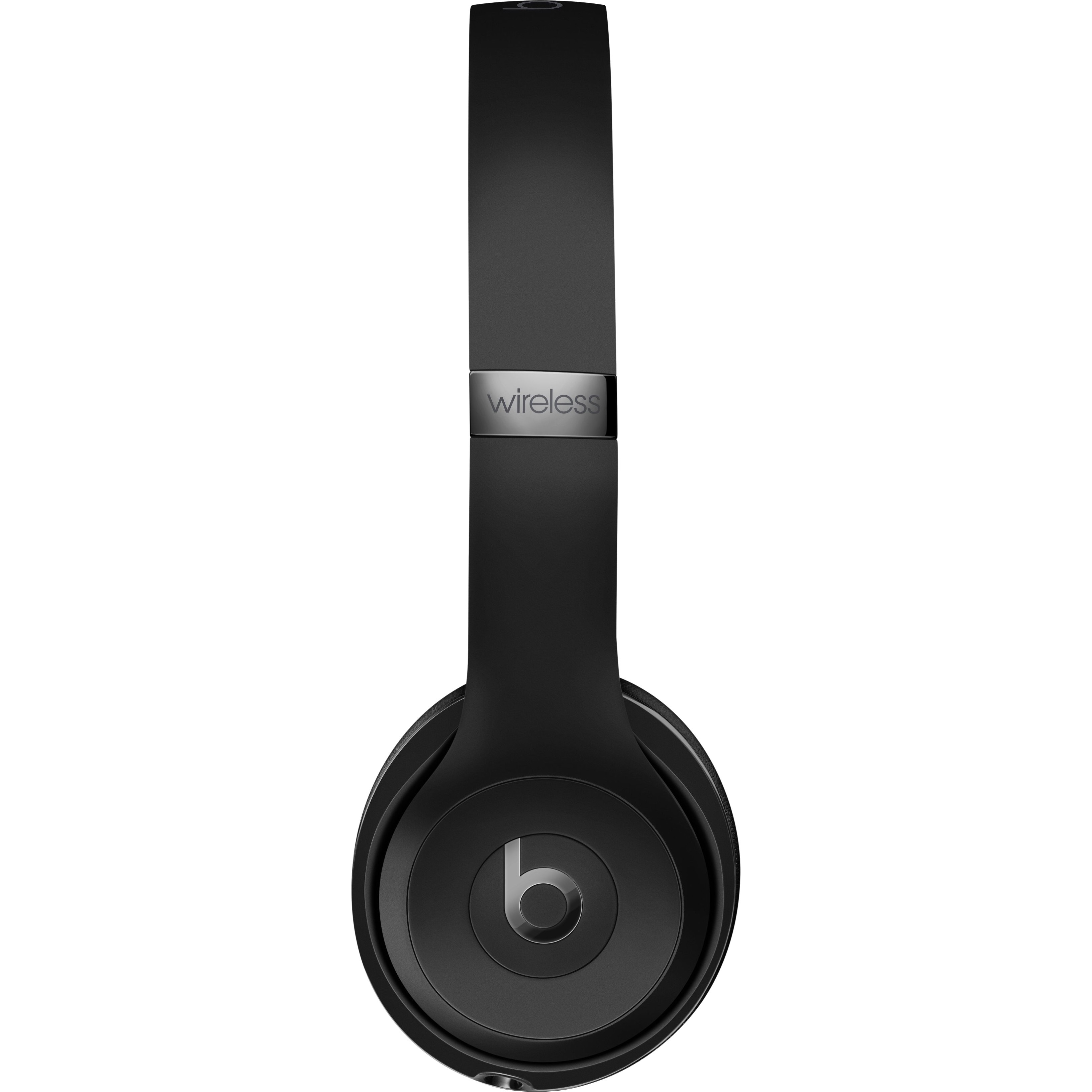 Beats by Dr. Dre Solo3 Wired/Wireless Bluetooth Stereo Headset - Over-the-head - Circumaural - Black