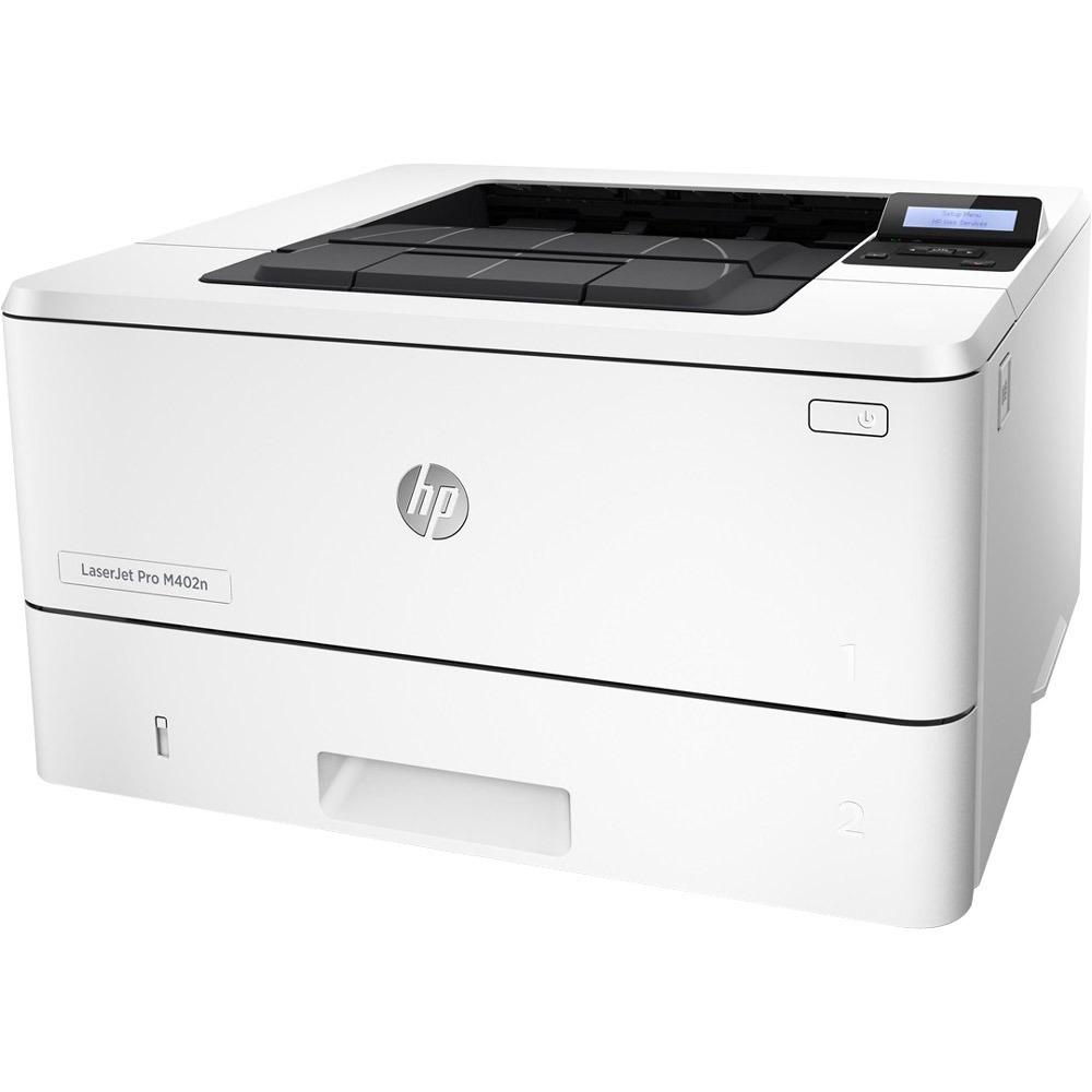 HP LaserJet Pro 400 M402N Laser Printer - Monochrome