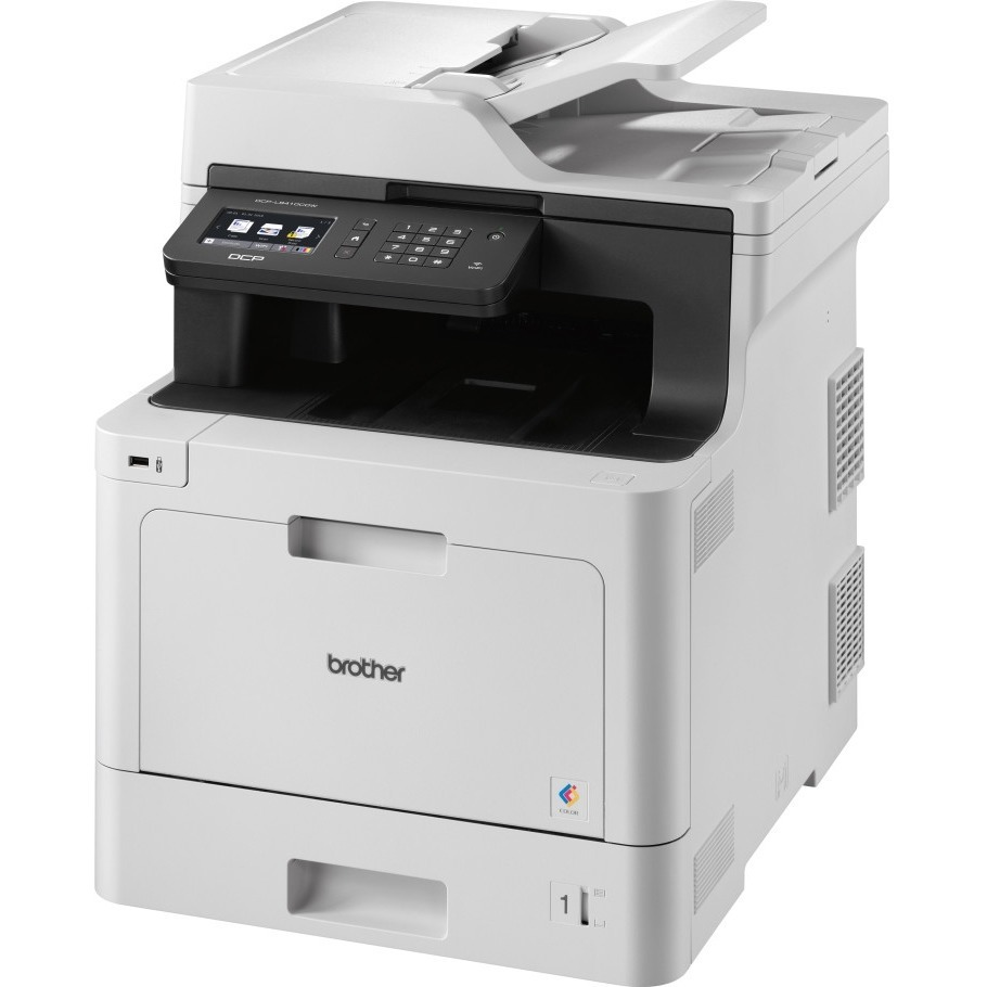 Brother Professional DCP-L8410CDW Laser Multifunction Printer - Colour