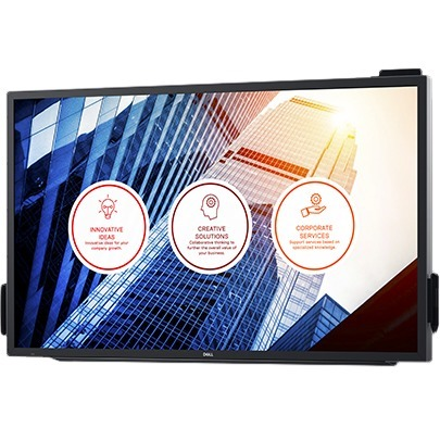 Dell C5518QT 139.7 cm 55inch LCD Touchscreen Monitor - 16:9 - 8 ms