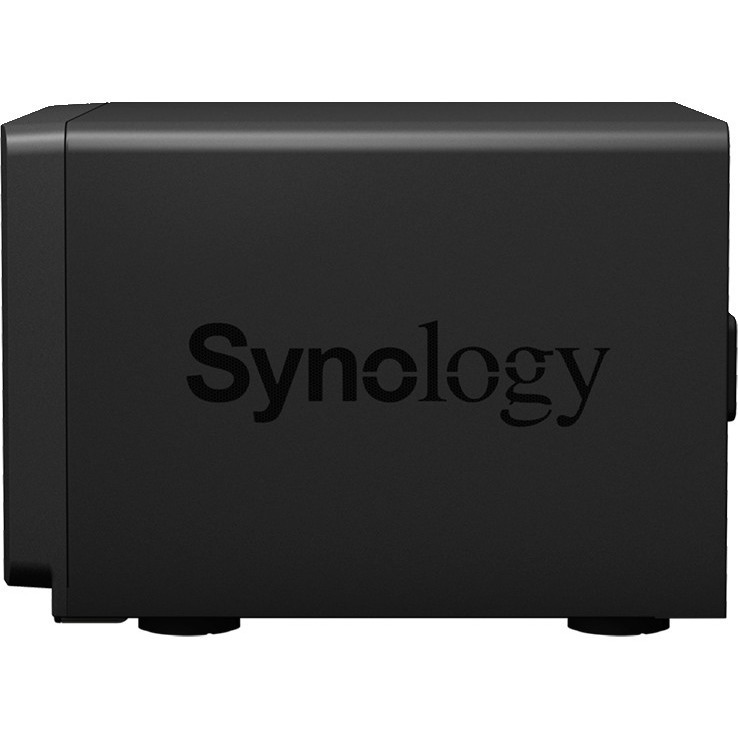 Synology DiskStation DS1517plus 5 x Total Bays SAN/NAS Storage System - Intel Atom C2538 Quad-core 4 Core