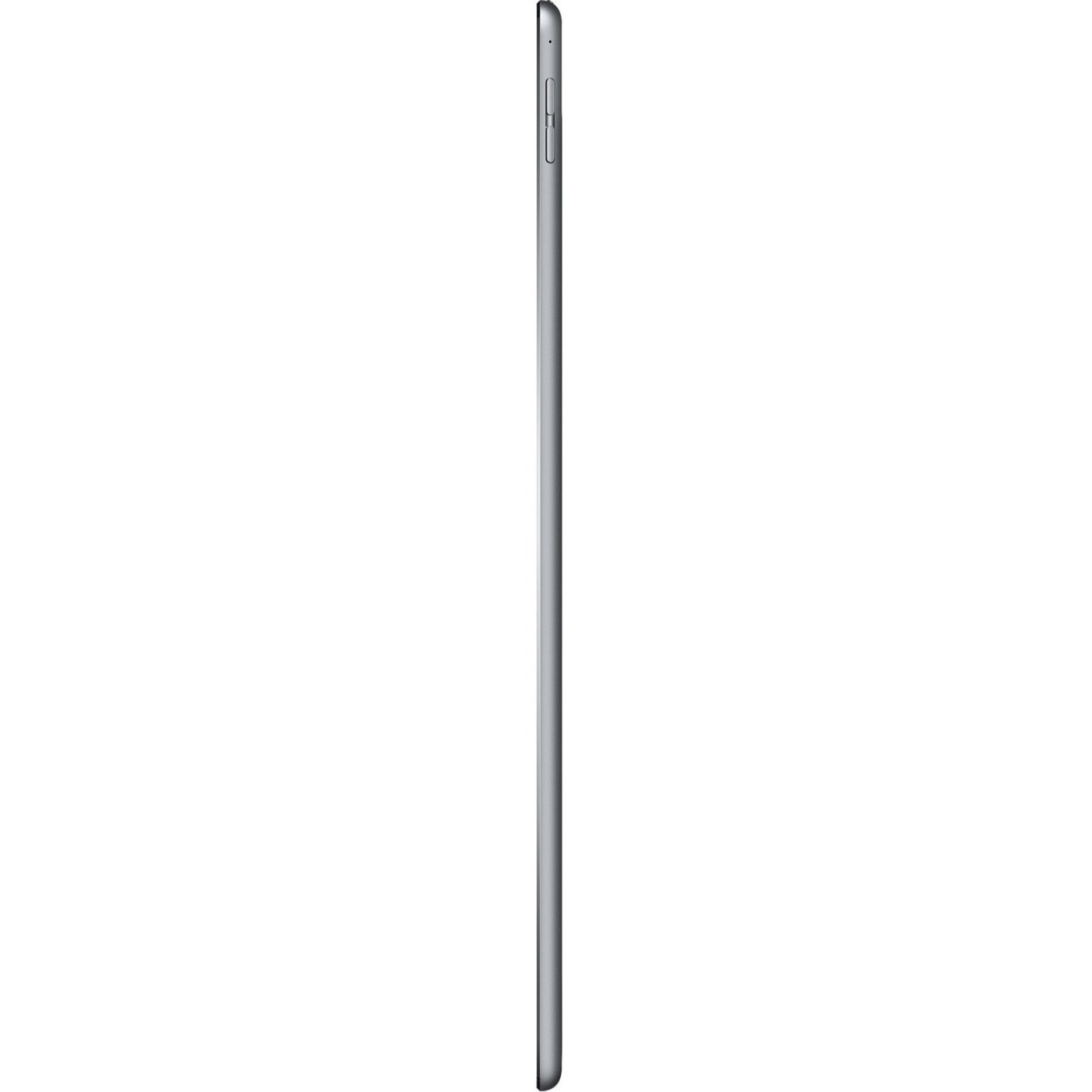 Apple iPad Pro Tablet - 32.8 cm 12.9inch - Apple A10X Hexa-core 6 Core - 64 GB - iOS 10 - 2732 x 2048 - Retina Display - 4G - GSM, CDMA2000 Supported - Space Gray -