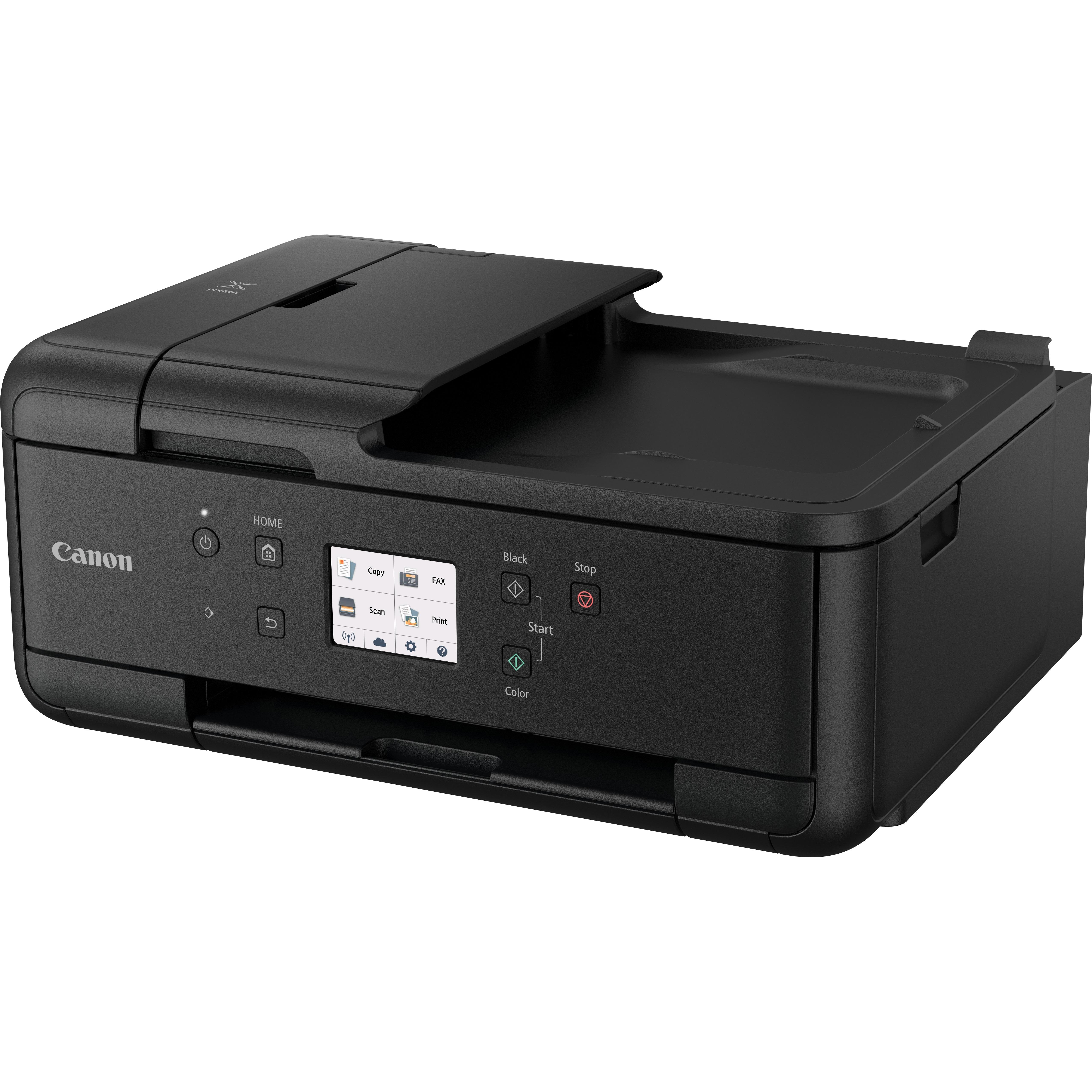 Canon PIXMA TR7550 Inkjet Multifunction Printer - Colour