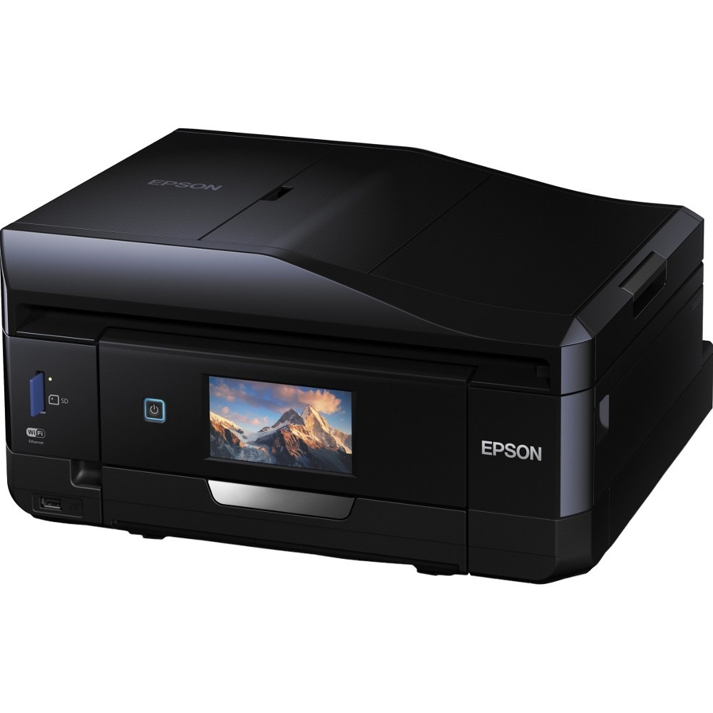 Epson Expression Premium XP-830 Inkjet Multifunction Printer - Colour