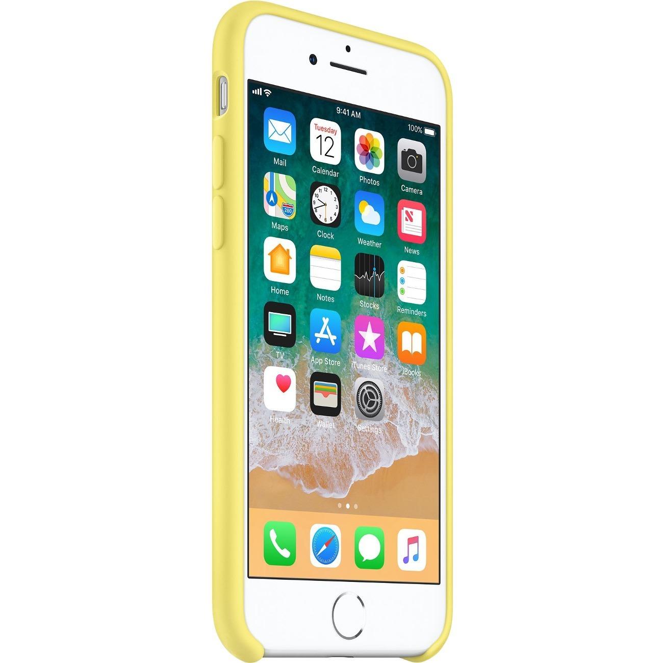 Apple Case for Apple iPhone 7, iPhone 8 Smartphone - Lemonade