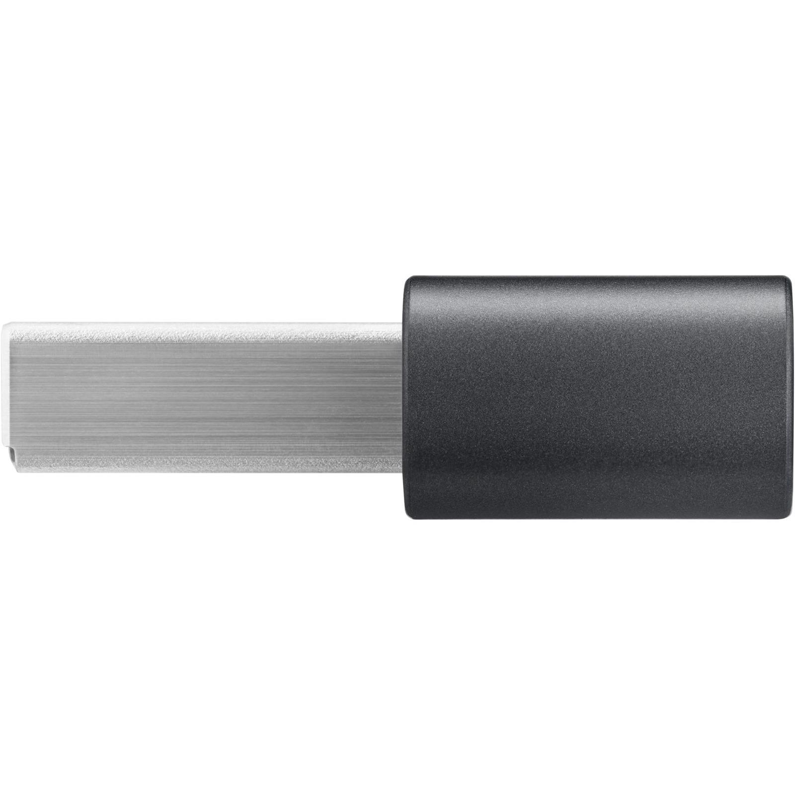 Samsung Fit Plus 256 GB USB 3.1 Type A Flash Drive - Black