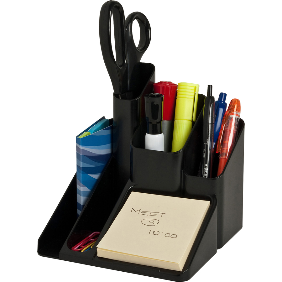Sparco 5 Compartment Desk Organizer