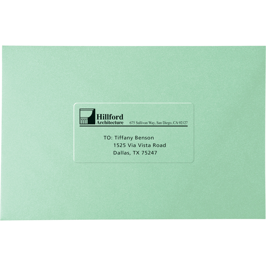 avery 18663 template - avery easy peel mailing label ave 18663