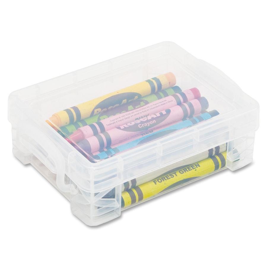 Advantus Super Stacker Crayon Box