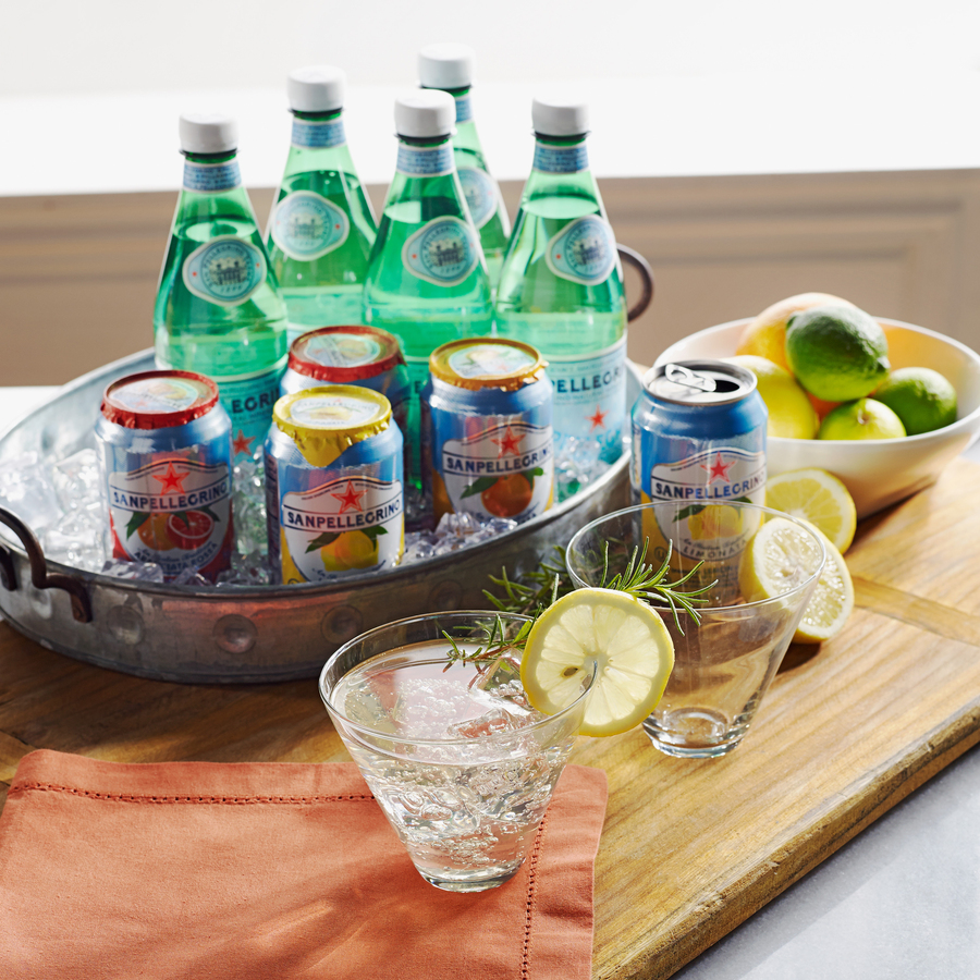 SanPellegrino Sparkling Natural Mineral Water - Ready-to