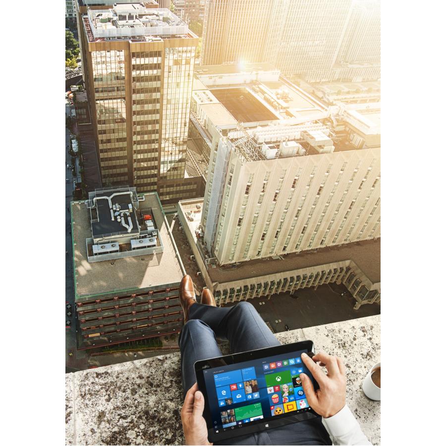 Fujitsu STYLISTIC R727 31.8 cm 12.5inch Touchscreen LCD 2 in 1 Notebook - Intel Core i5 7th Gen i5-7300U Dual-core 2 Core 2.60 GHz - 8 GB LPDDR3 - 256 GB SSD - Wi