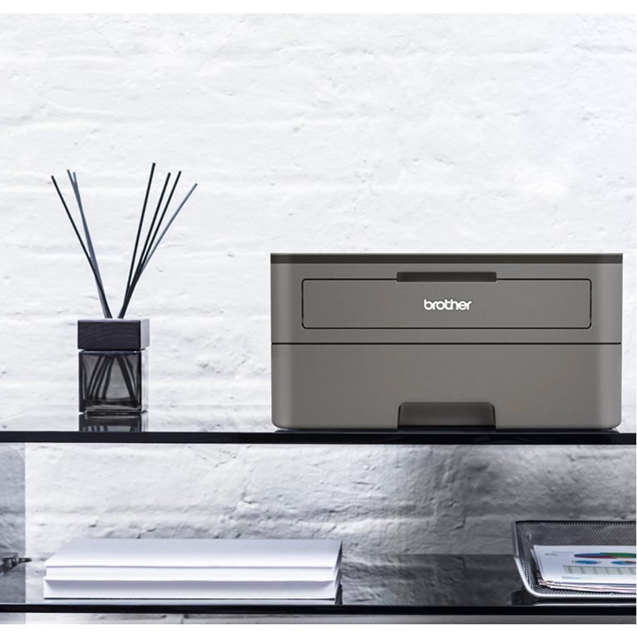 Brother HL-L2370DN Laser Printer - Monochrome - 2400 x 600 dpi Print