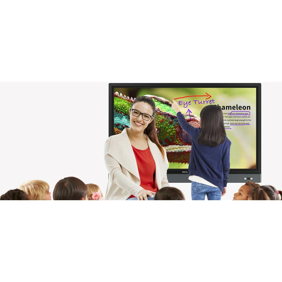 BenQ Rm5501k 139.7 cm 55inch LCD Touchscreen Monitor - 16:9 - 9 ms