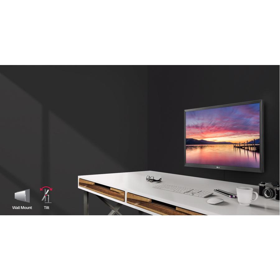 LG 27MK430H-B 27inch WLED LCD Monitor - 16:9 - 5 ms GTG