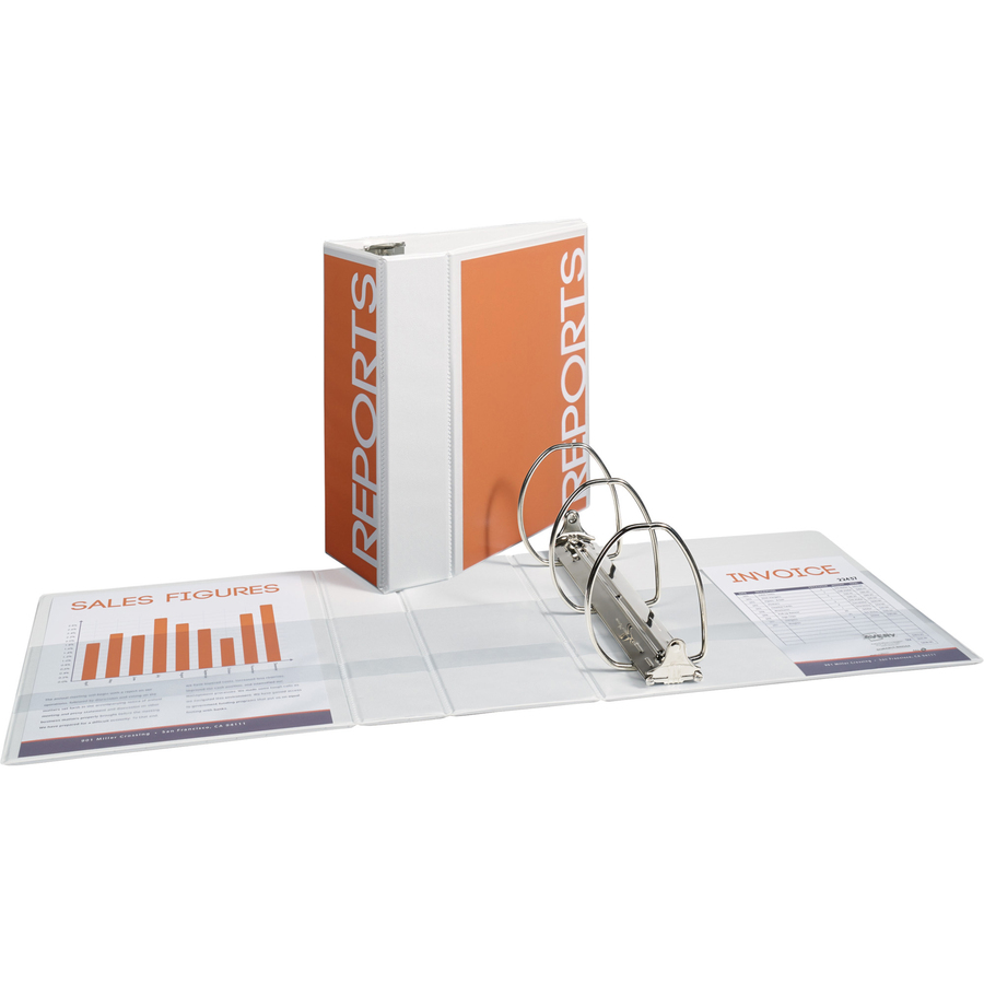 Avery® Durable View Binders with EZD Rings - 5