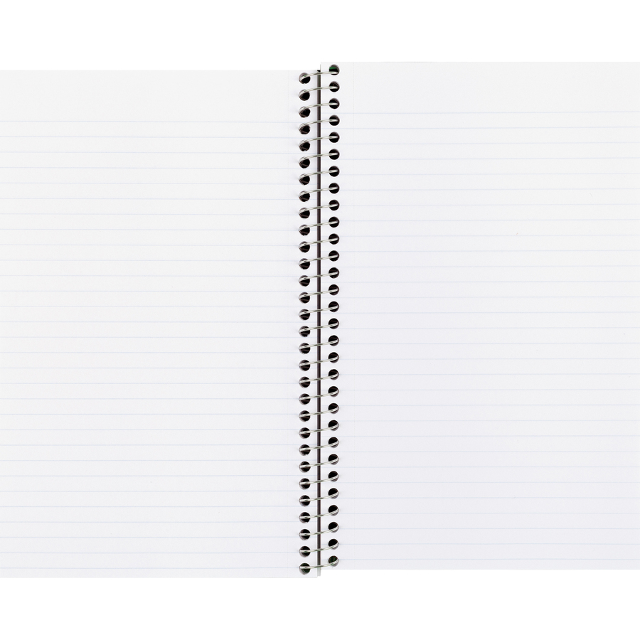 Mead Wirebound Notebook, 3-Subject, College Ruled, 11