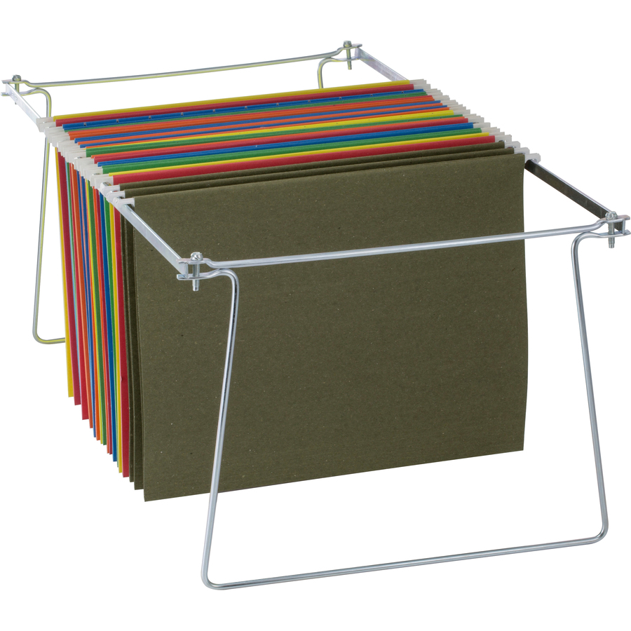 Oic91991 Oic Adjustable Hanging Folder Frames Office