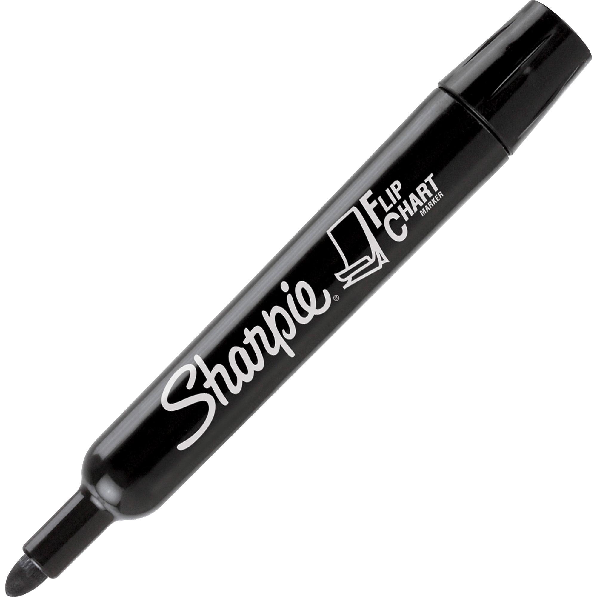 Bullet Tip Sharpie 22478 Flip Chart Markers Assorted Colors