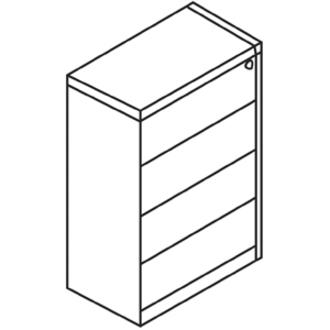HON 10700 Series Lateral File__HON107699NN