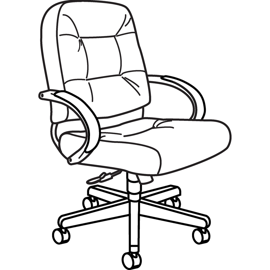 Ordinaire HON Pillow Soft Executive High Back Chair HON2191NSR11 · Finish Line Art ...
