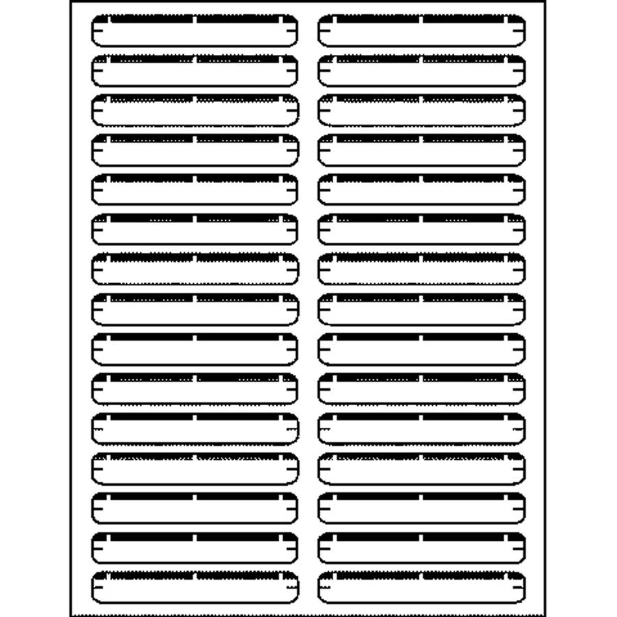 Product BSN26102 Business Source Laser/Inkjet File Folder Labels ...