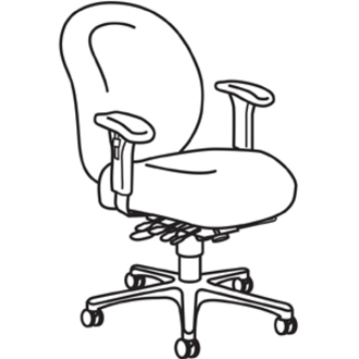 hon high performance task chair direct office buys