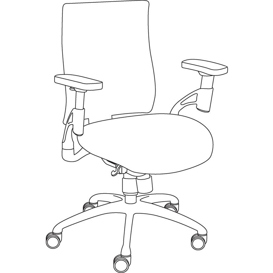 Line Art Solutions Ltd : La z boy task chair yuletide office solutions