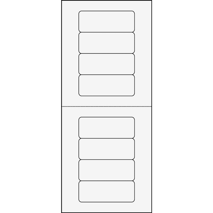 avery mini-sheets laser  inkjet mailing labels