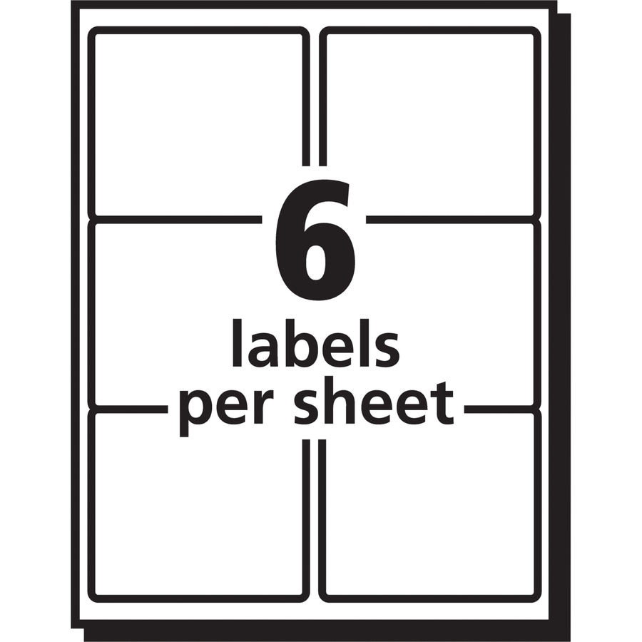 Avery easy peel mailing label ave5664 for 33 up label template word