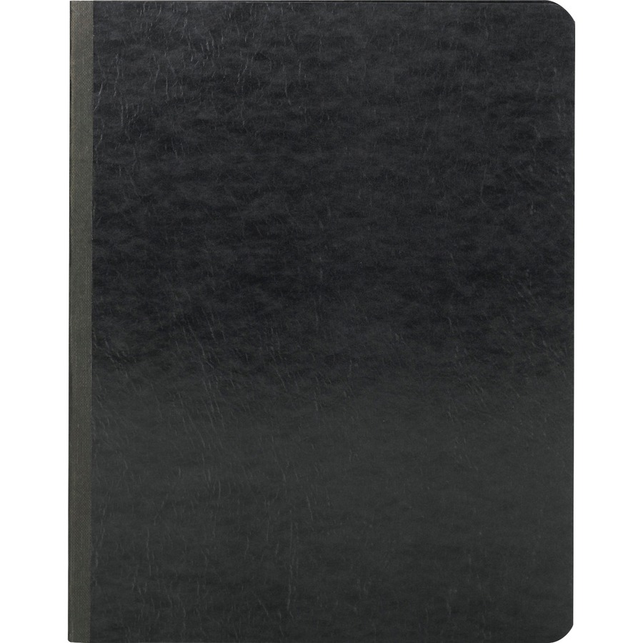 Letter Size Black 3 Capacity 81152 Smead PressGuard Report Cover with Side Fastener