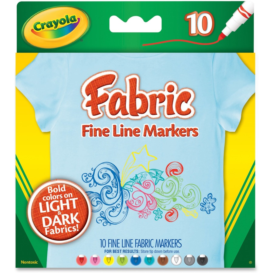 Wholesale Crayola Bulk Art Markers Discounts On Cyo588626 Bulk