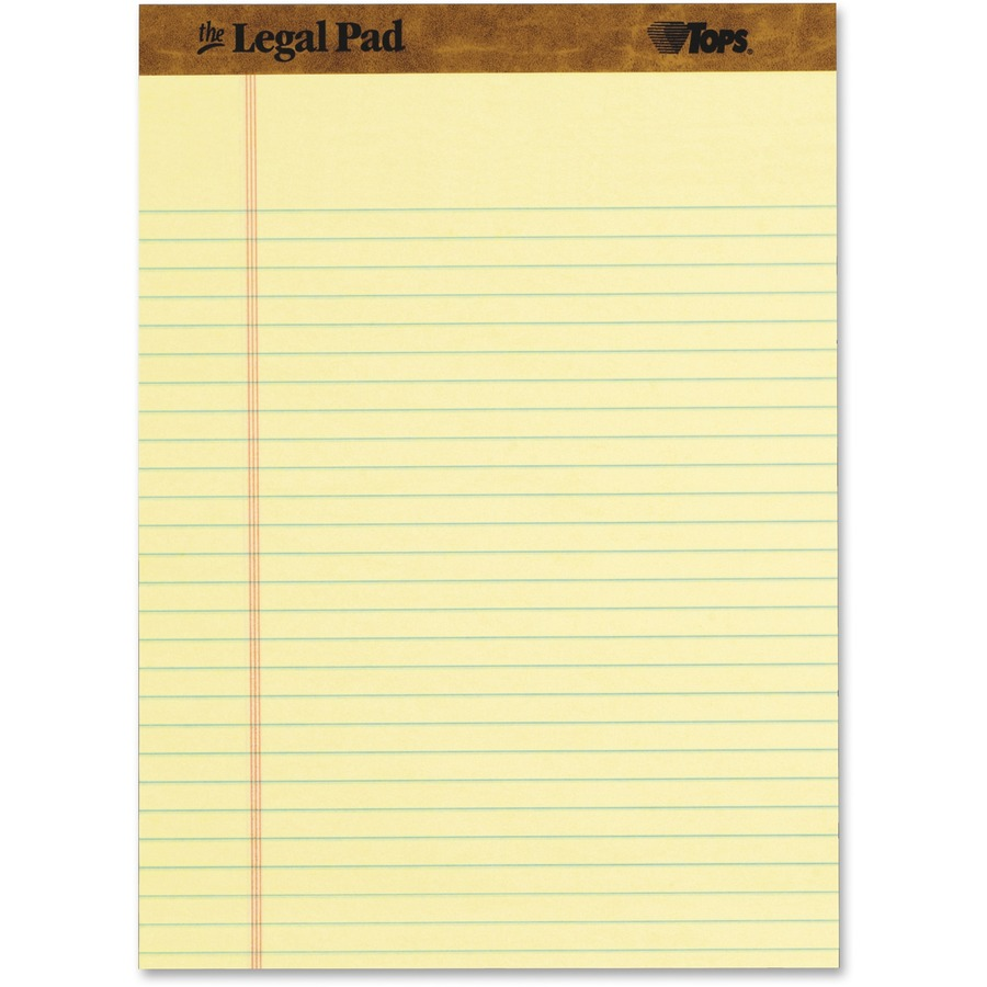 """TOPS Legal Ruled Writing Pads - 33636 Sheets - Stitched - Legal Ruled - 33636.33636""""  Ruled - Ruled - 33636 lb Basis Weight - 33636 33636/33636"""" x 3363633636 336/336"""" - 33636.36"""" x 3363633636.33636""""33636.36"""" -"""