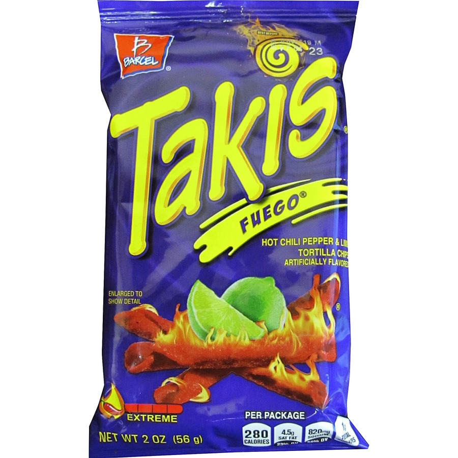 Product BEL00276 Takis Fuego Rolled