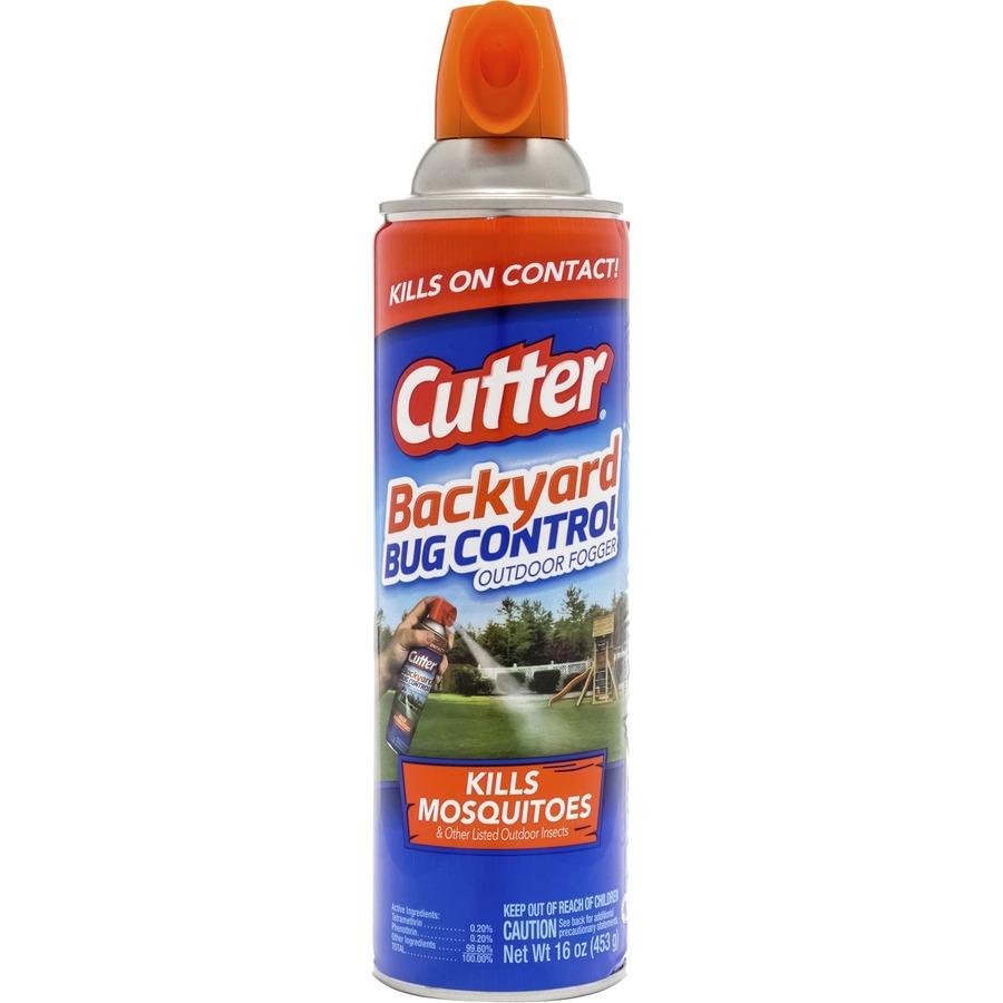 Cutter Backyard Bug Control Fogger - Spray - Kills Flies ...