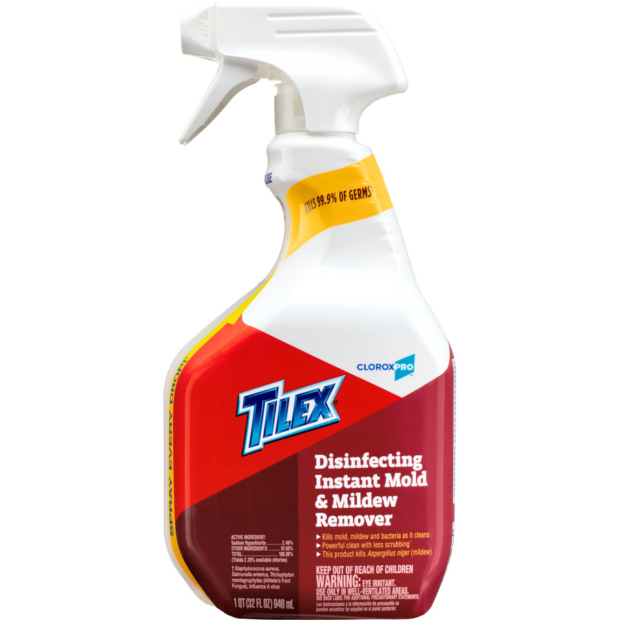 how to clean mildew from walls without bleach