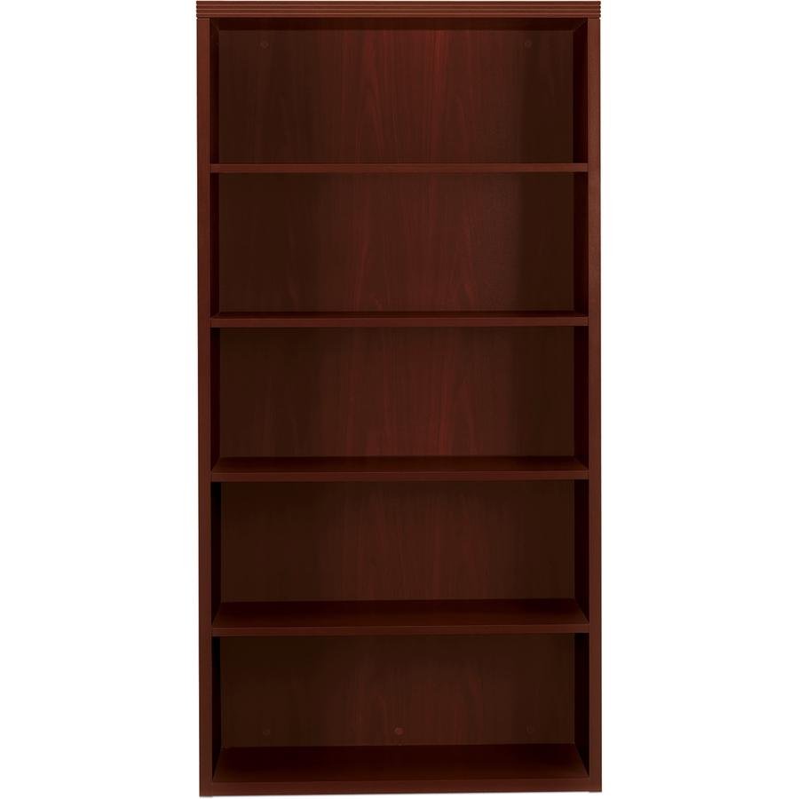 Hon Valido 5 Shelf Bookcase 36w Yuletide Office Solutions