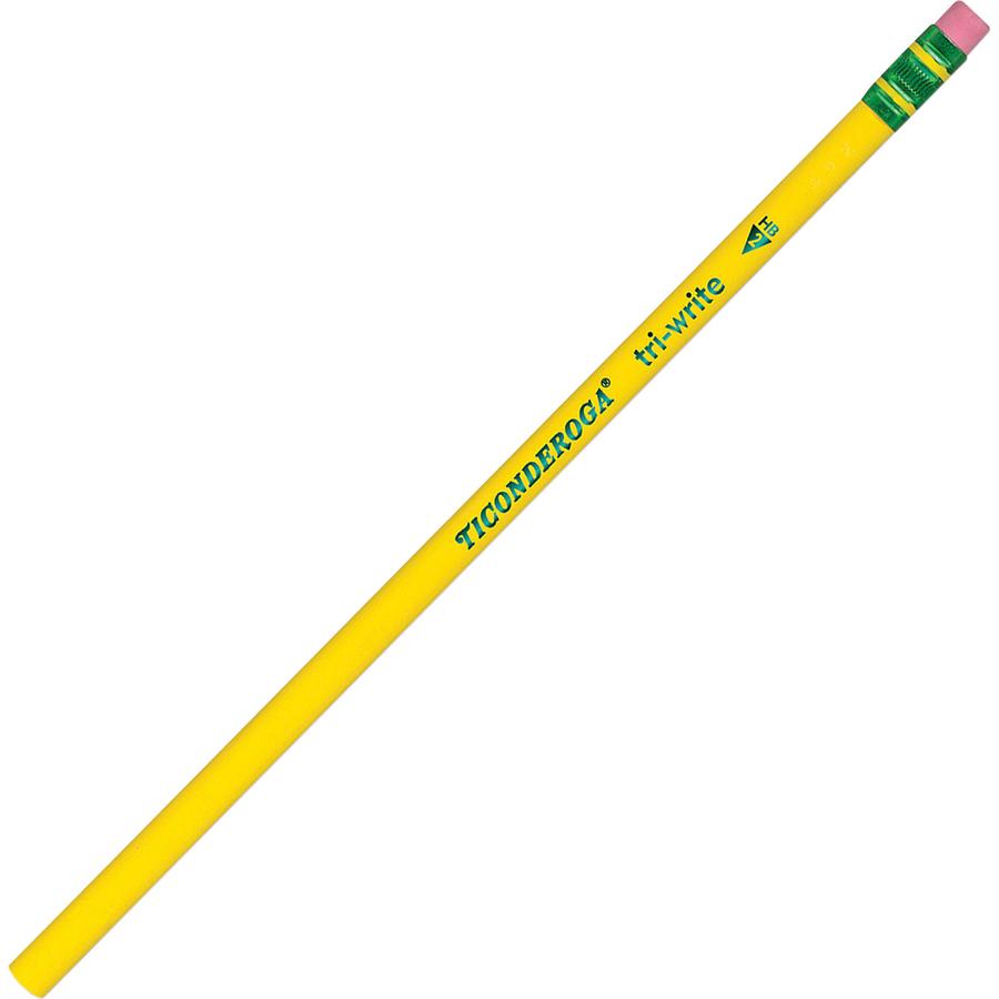 Ticonderoga No 2 Wood Pencil