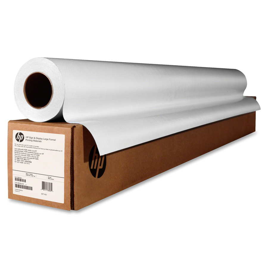 "Roll Satin HP Everyday Pigment Ink Photo Paper Roll 60/"" x 100 ft"