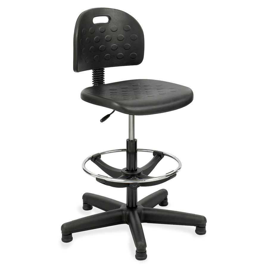 Safco Soft Tough Economy Workbench Drafting Chair Zerbee
