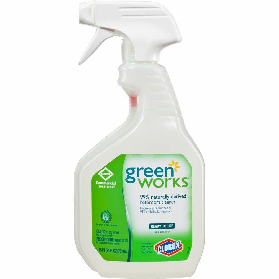 Wholesale Green Works Bathroom Cleaner Clo00452 In Bulk