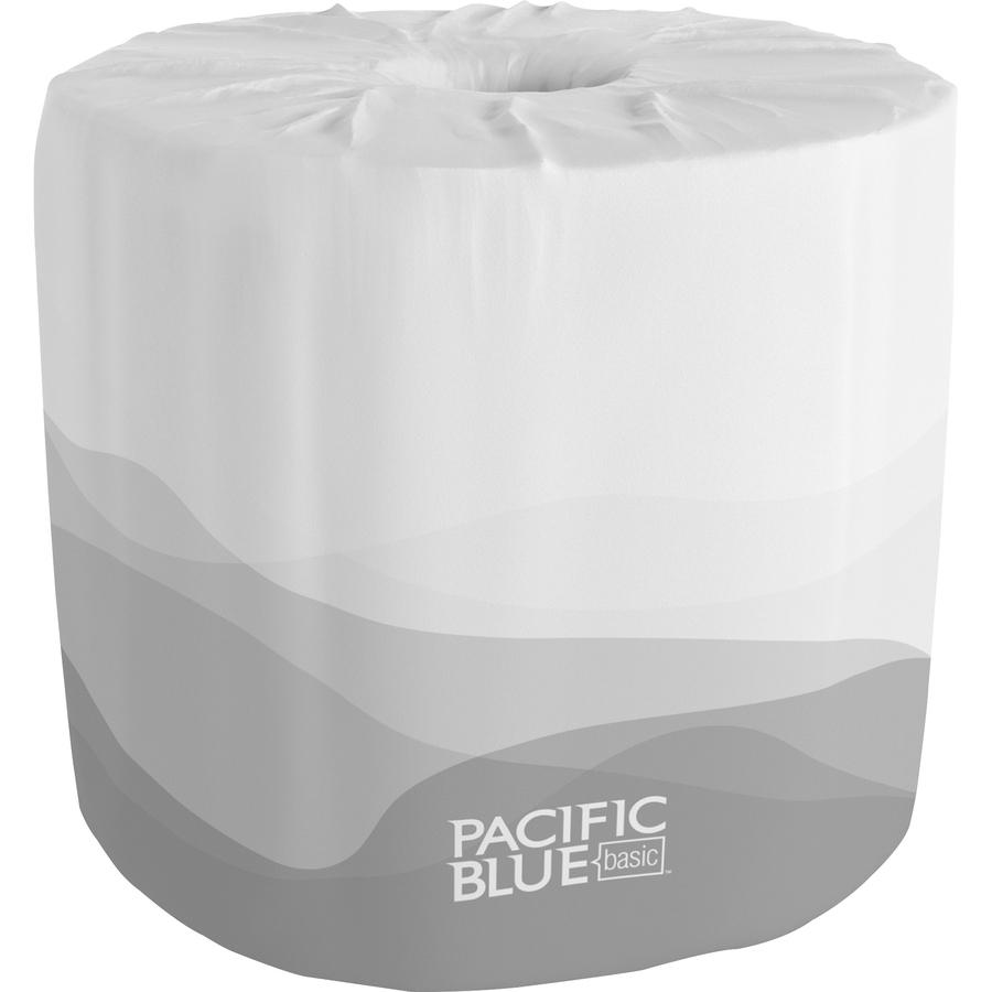 Bulk Georgia-Pacific Envision 1-Ply Bath Tissue Rolls GPC1984101